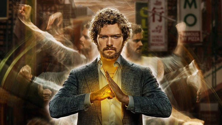 Marvel's Iron Fist arrives on Netflix March 17th