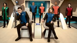 Where to watch Seth MacFarlane's new sci-fi series 'The Orville'