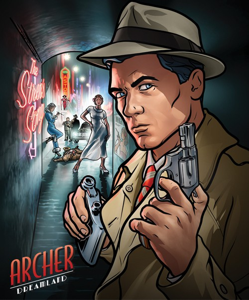 'Archer' returns for its eighth season on April 5th