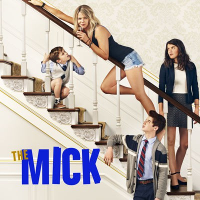 Watch the new series 'The Mick' starring Kaitlin Olson