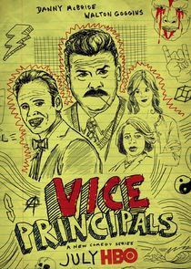 Where to watch Vice Principals in Canada